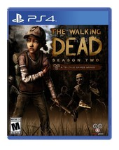 The Walking Dead: Season Two 2 [PlayStation 4 New] PS4 - $29.99