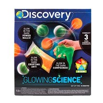 Discovery Kids Glowing Science by Horizon Group USA - $19.70