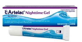Artelac Nightime Gel 10g Protects from Irritated, Dry, Gritty, Painful Eyes - $27.90