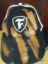 Firestone Apocalyptic Zombie Survivor Ripped Hand Distressed Dyed Baseba... - $17.82