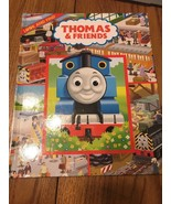 Thomas the Tank Engine & Friends- Look and Find (Hardcover) Missing Some... - $4.93