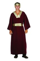 RG Costumes 80183 Wiseman Costume - Wine - Size Adult Standard - $40.45