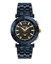 Versace - V-Race Sport VAH05 0016 Blue Men's Watch - $2,562.12
