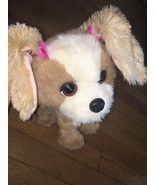 !FurReal Friends Bouncy My Happy To See Me Pup Interactive Stuffed Dog P... - $24.75