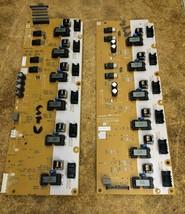 Sharp LC52D62U Inverter Boards Set Of 2 RUNTKA261WJZZ RUNTKA262WJZZ - $38.61