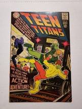 Teen Titans #18 DC Comics 1968 (VF/VF+) Robin Kid Flash Wonder Girl 1st ... - $52.50