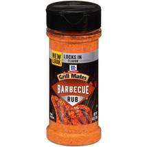 McCormick Grill Mates Barbecue Rub, 6 oz Sealed - $7.60