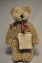 Boyds Bears & Friends: Vintage Bear - Purple Ribbon - 8 Inch Bearwear - $14.78