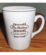 Vintage Tim Hortons Horton's Donuts 10oz Always Fresh Coffee Tea Mug Ste... - $16.99