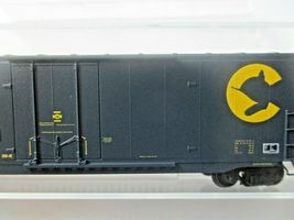 Micro-Trains # 18100190 Chesapeake & Ohio 50' Standard Box Car, N-Scale image 3