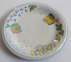 "1992 Studio Nova ""Barrier Reef""  Y 2310 Side Salad Plate 7 3/4"" - $9.99"