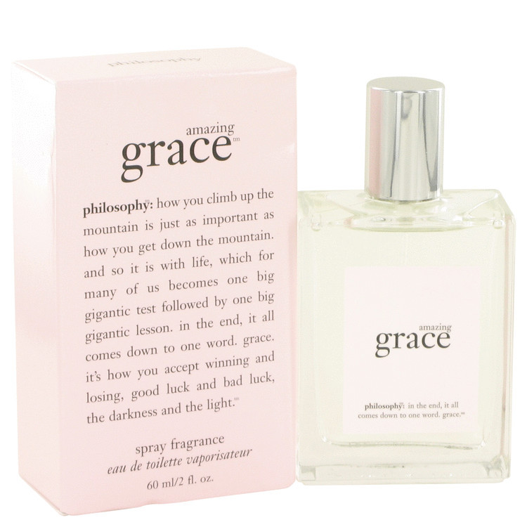 Amazing Grace by Philosophy Eau De Toilette  2 oz, Women