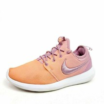 Nike Womens 7 Roshe Two Breathe Running Shoes Orange Ombre 896445-500 Lo... - $23.60