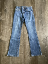 Old Navy Boot Cut Jeans Size 10 Slim - $11.99