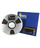 "RMGI SM900 BASF High Output Studio Master Tape Aluminum Reel 1"" 2500' 76... - $154.39"