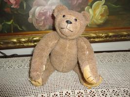 Brown Humpback Bear One of a Kind Artist Vera McIlrath Ohio USA 13 inch - $85.82