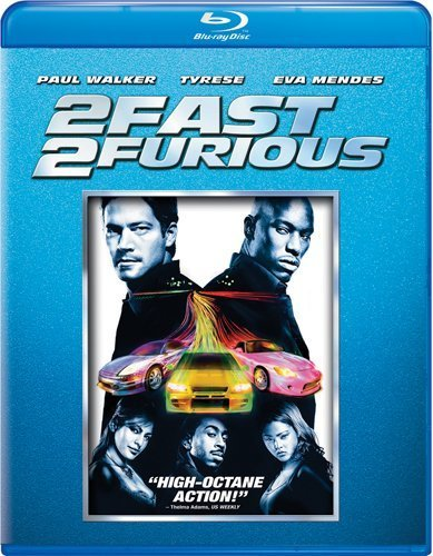 2 Fast 2 Furious (Blu-ray Disc, 2009)