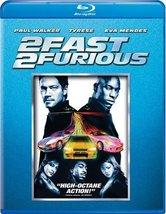 2 Fast 2 Furious (Blu-ray Disc, 2009)