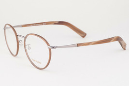 Tom Ford 5332 045 Light Ruthenium Brown Eyeglasses TF5332 045 49mm - $136.22