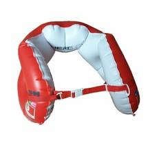 Herc Adult Shoulder Swim Ring Tube for Men Women (Red)