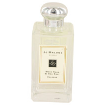 Jo Malone Wood Sage & Sea Salt by Jo Malone Cologne Spray (Unisex Unboxe... - $168.84