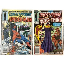 ~Marvel Comics~ Questprobe (1984) Two Book Lot Issues 2 & 3 Limited Series - $8.90