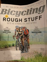 Bicycling MAGAZINE August 2019 Issue 5 Rough Stuff Strong Fit Fast Free - $6.38