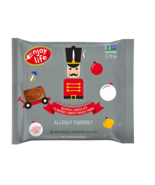 Keto Candy: Enjoy Life Holiday Ricemilk Chocolate Minis bag (6 net carbs) - $19.31