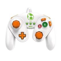 Remote Control Wii U, Pdp Yoshi Fight Pad Game Wii U Controller Wired - $22.99