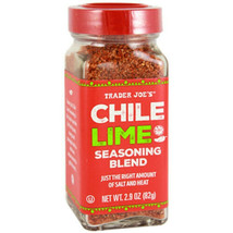 Trader Joe's Chile Lime Seasoning Blend, 2.9 oz - $7.91