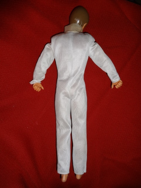 1980s ALL STAR KEN doll #3553 in disco duds + Fashion Avenue