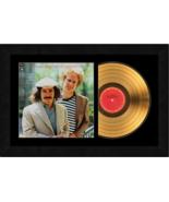 """Simon and Garfunkel's Greatest Hits""17x26 Framed 24kt Gold Album w/Albu... - $198.95"