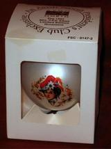 Avon North President's Club Exclusive 1997 Mrs. P.F.E. Albee Ornament Limited Ed - $20.29