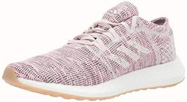 Adidas Women's Pureboost Go, Orchid Tint/White/Raw White, 7.5 M US - $90.99
