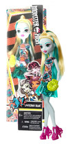 """Monster High Lagoona Blue 11"""" Doll with WOW! Dress New in Box - $15.88"""