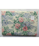Fabric, Concord Fabrics, Sharon Kessler, Floral Roses, 45 Wide 2 1/4 Yards - $14.99