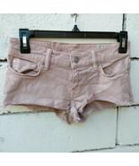 AllSaints Women's Short Shorts Size 25 Distressed  - $17.82