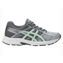 Asics Gel Contend 5 Women's Size 9 Grey Teal Athletic Sneaker Running Wa... - $29.40
