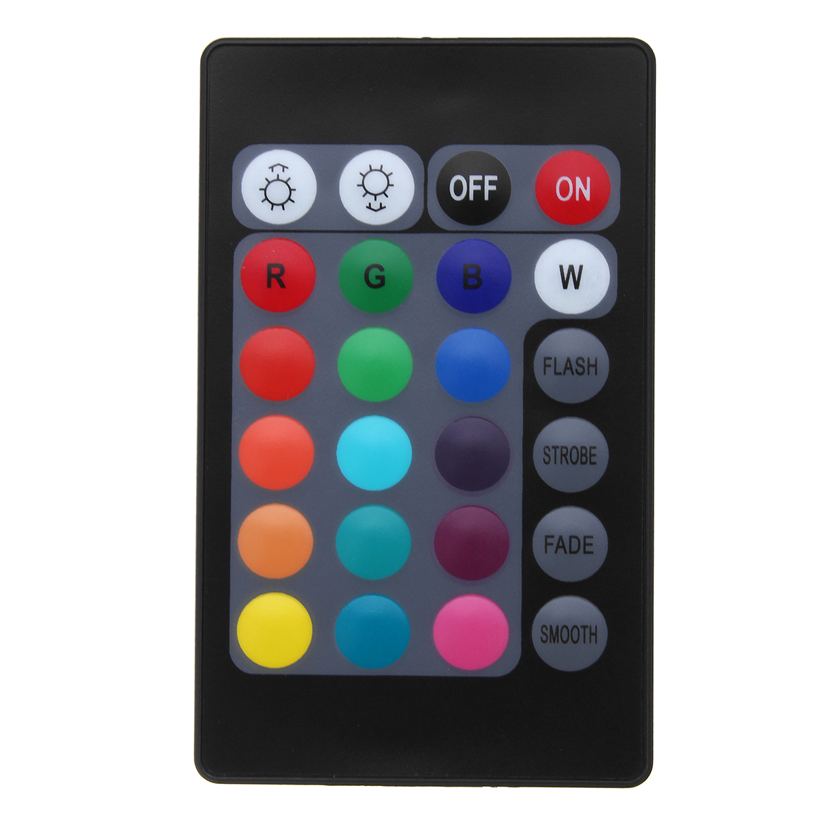 DC5-12V 72W Mini Smart WiFi Remote Controller Work With Alexa Google Home For RG