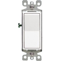 Leviton 107-5603-2WS 3-WAY Switch White - $5.99