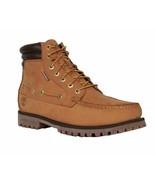 Authentic Timberland Mens Oakwell Moc Toe Boots - Wheat Nubuck Size 9 - $159.99