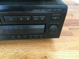 Sony CDP-CE315 CD Changer 5 Compact Disc Player HiFi Stereo AMS Tracking  - $74.50