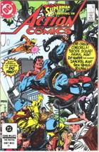 Action Comics Comic Book #552 Animal Man Suicide Squad DC Comics 1984 NE... - $7.84