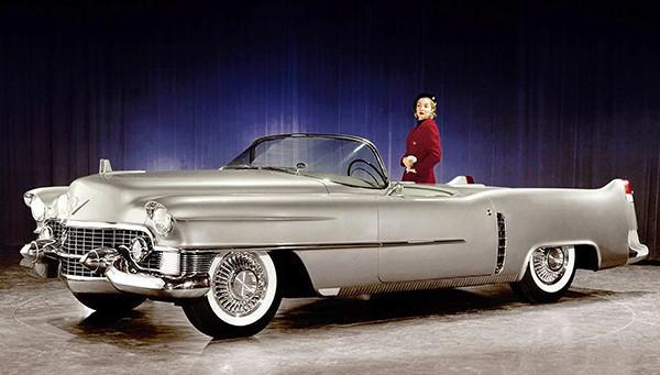 Primary image for 1953 Cadillac LeMans Concept Car - Promotional Photo Poster