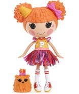 Lalaloopsy Peppy Pom Poms Full Sized Cheerleader Doll Player   - $55.00