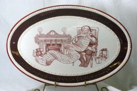 Grassland Road Seasons Of Wonder Makin A List Oval Platter - $27.71
