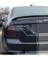 10-12 Ford Fusion tail light + third brake light tint cover vinyl overla... - $23.50