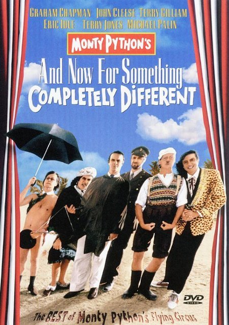 Monty Python And Now for Something Completely Different [DVD]