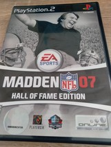 Sony PS2 Madden NFL 07: Hall Of Fame Edition image 1