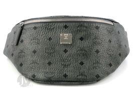 MCM Visetos Coated Canvas Stark Belt Waist Bag Fanny Pack - $425.00